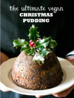 Recipe: The Ultimate Vegan Christmas Pudding