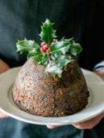 Recipe: Vegan Christmas Pudding