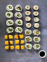 Recipe: Easy Vegan Sushi