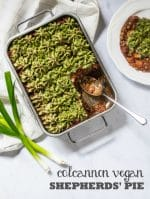 Recipe: Colcannon-Topped Vegan Shepherds Pie