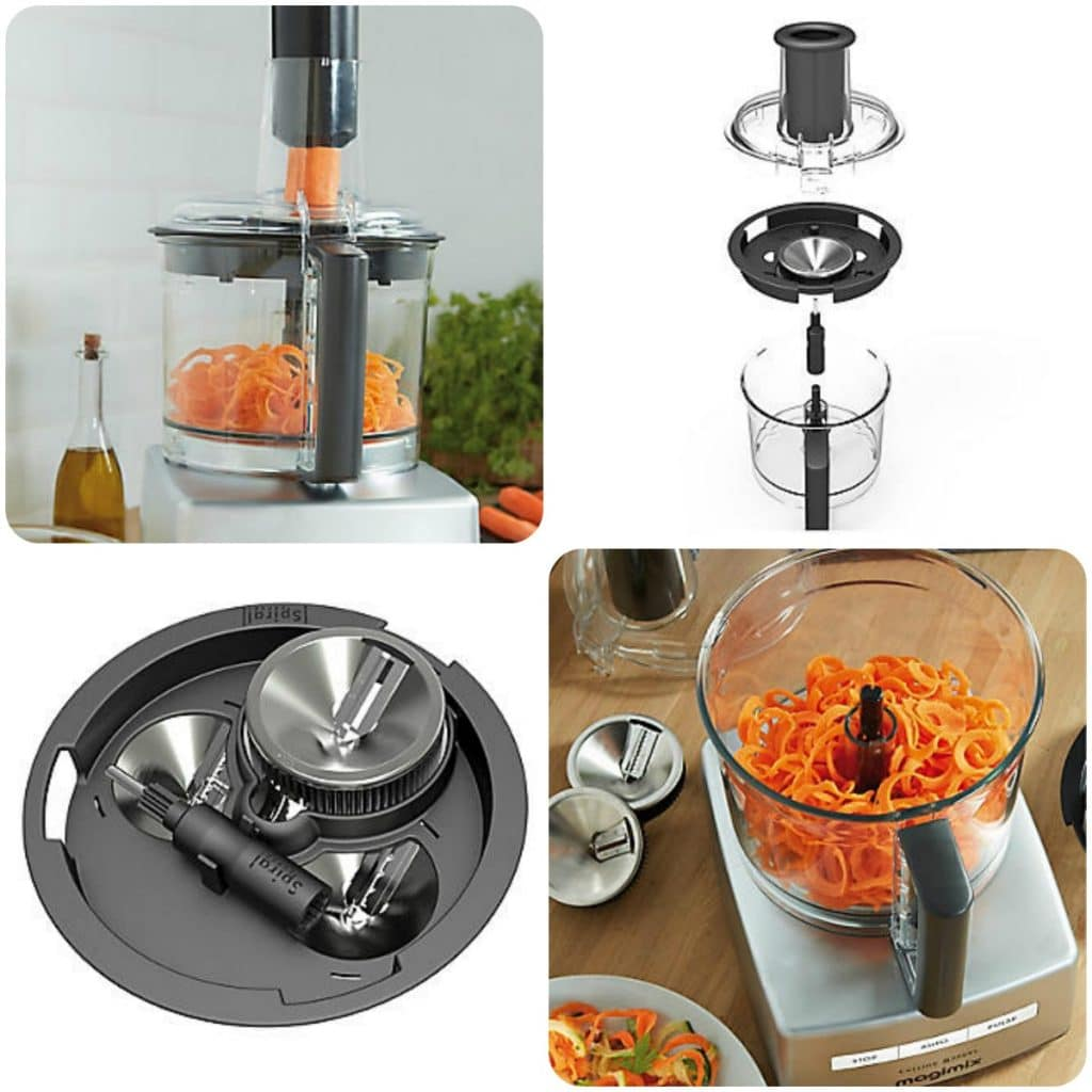 Magimix Spiralizer Attachment