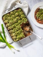Recipe: Vegan Cottage Pie with Colcannon Mash