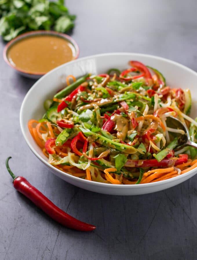 Spicy Thai Salad
