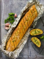 Recipe: Vegan Garlic Bread