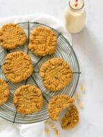 Recipe: Vegan Peanut Butter Cookies