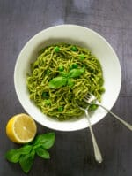 Recipe: Super Green Pasta Sauce