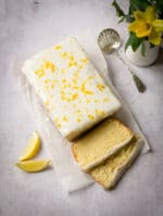 Recipe: Vegan Lemon Drizzle Cake