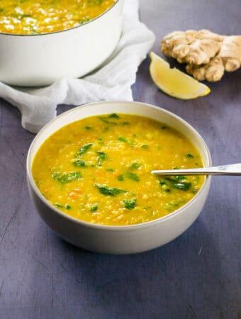 Vegan Lentil Soup