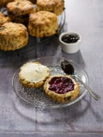 Recipe: Fruity Vegan Scones