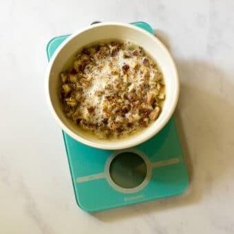 Vegan Sticky Toffee Pudding - recipe