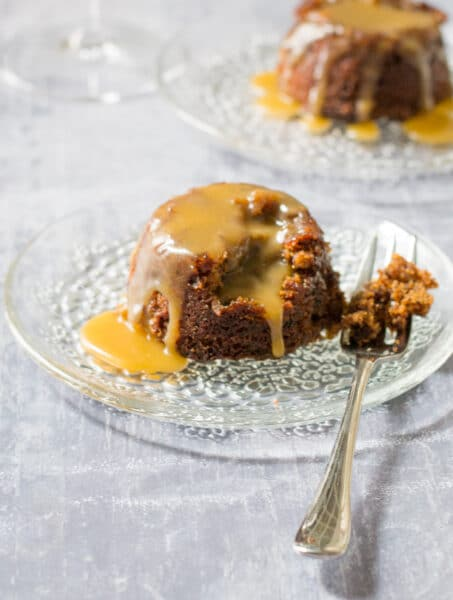 Recipe: Ultimate Vegan Sticky Toffee Pudding