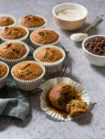 Recipe: Vegan Banana Muffins