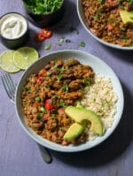 Recipe: Vegan Chilli con Carne