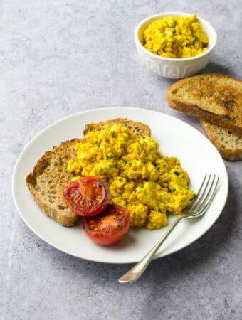 Vegan Scrambled Egg
