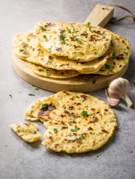 Vegan Flatbreads