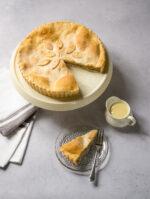 Recipe: Vegan Apple Pie with shortcrust pastry