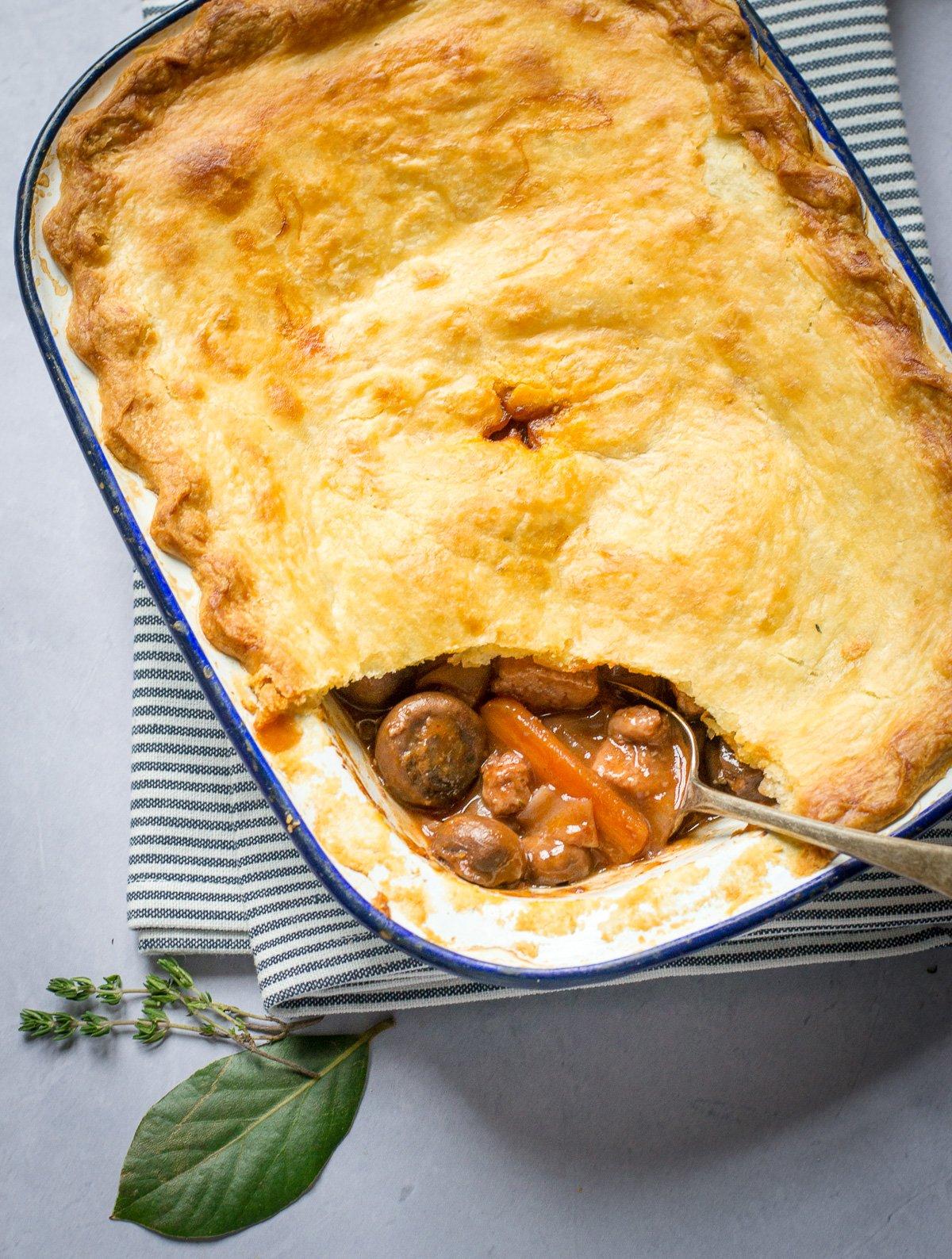Quorn Pie Recipe