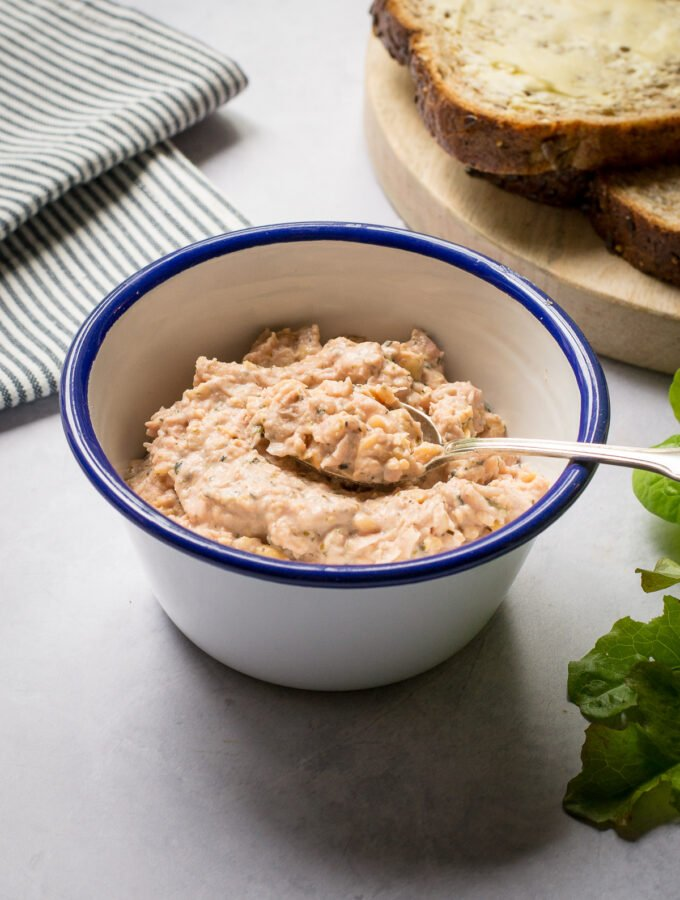 Vegan Chickpea Tuna