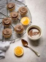 Recipe: Vegan Jaffa Cakes