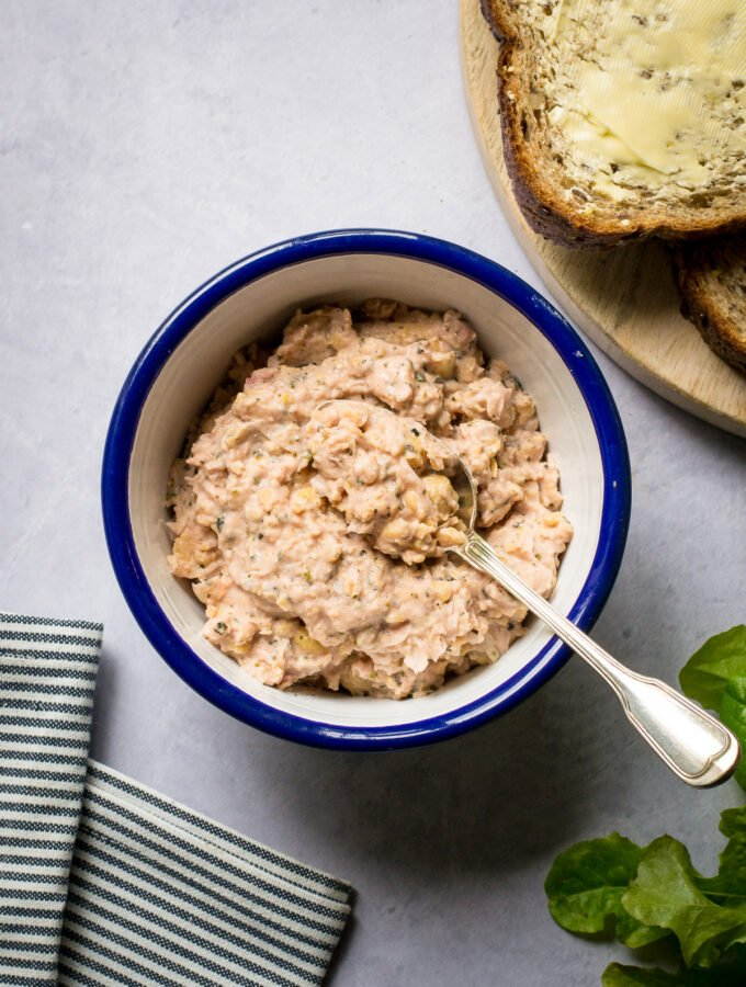 Vegan Tuna Mayo