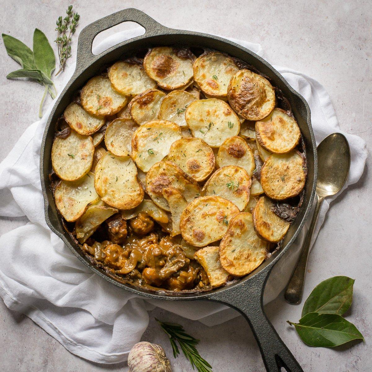 Vegan Hotpot Recipe