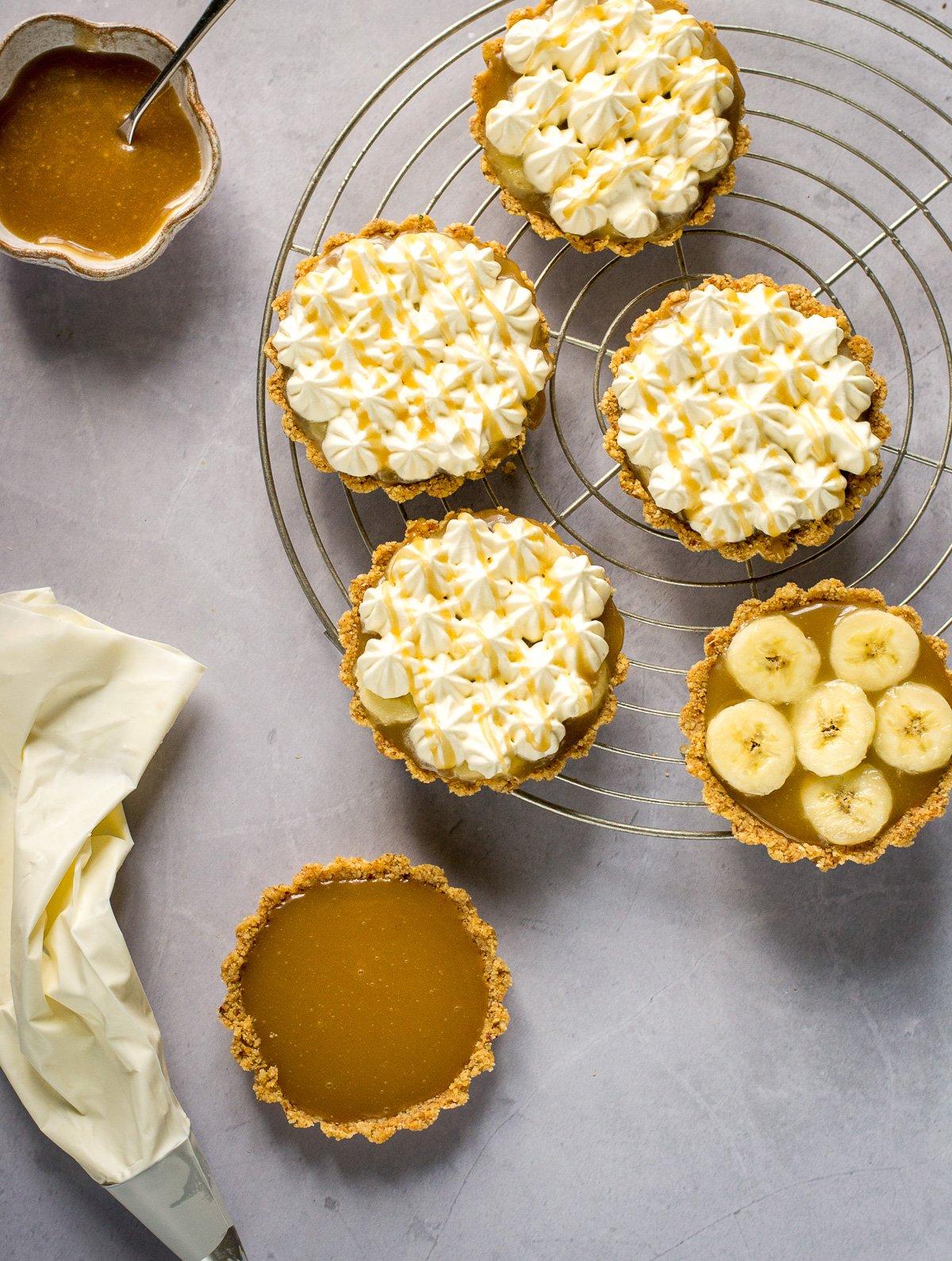 Vegan Banoffee Pie Recipe